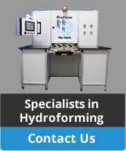 Specialists in Hydroforming; Contact us